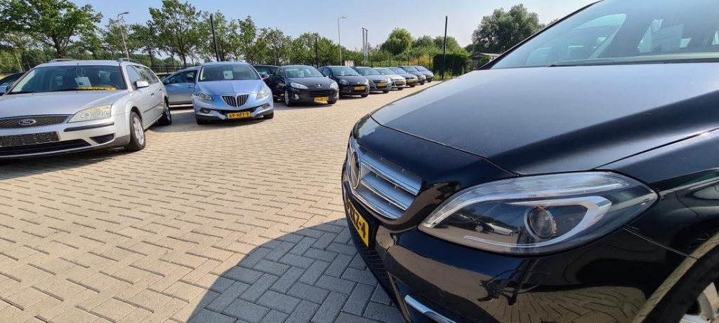 Mercedes onderdelen
